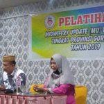 Kadis Kesehatan Prov Gorontalo Ajak Para Bidan Dalami Keterampilan Lainnya