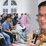 Kesbangpol Prov Gorontalo Gelar Diskusi Politik, Ini Harapan dan Pesan Wagub Idris