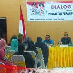 """Dialog Publik, Gubernur: """"Gairah"""" Perempuan Harus Dibangkitkan dalam Kancah Politik"""