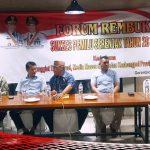 Forum Rembuk Kesbangpol Prov. Gorontalo, Gubernur Rusli Ajak Hasilkan Pemilu Bermartabat