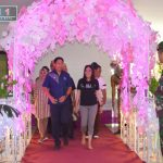 Sulap TPS Layak Dekorasi Pernikahan, Petugas KPPS Ini Sumbang Honor Pemilu
