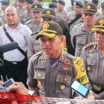 Sidang Vonis Bupati Boalemo Dijaga 150 Personil Polisi