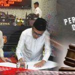 DPRD Kabupaten Gorontalo Sahkan Tiga Ranperda Usulan Pemda