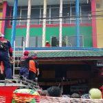 Usai Listrik Padam, Toko di Jalan Imam Bonjol ini Terbakar