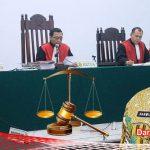 Kasus Pidana Pemilu, Bupati Boalemo Divonis 2 Bulan Penjara dengan 6 Bulan Percobaan