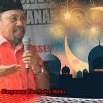 Momen Ramadan, Aleg DPRD Boalemo Eka Putra Noho Anjurkan Perbanyak Sedekah