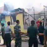 Hari Pertama Ramadhan, 5 Rumah di Tapa Terbakar