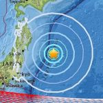 Malam ini Jepang Diguncang Gempabumi 6,8 SR, Berpotensi Tsunami