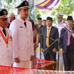 Marten Taha Dilantik Jadi Walikota Gorontalo Periode 2019-2024