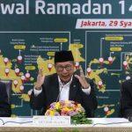 Lebaran Idul Fitri 1440 H Jatuh Pada Rabu 5 Juni 2019