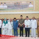 Doa Pemberangkatan JCH Kota Gorontalo, Ini Pesan Walikota Marten Taha