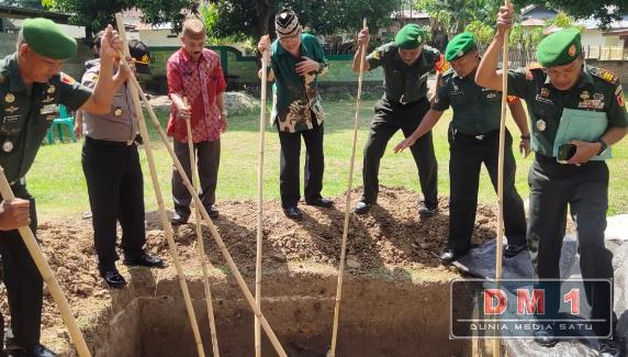 Berantas Miras, Koramil Limboto Musnahkan Cap Tikus 2,5 Ton