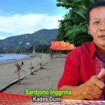 Kades Duini Ajak Wisatawan Nikmati Keindahan Pantai Bundho