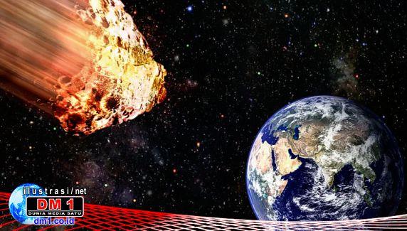 """Pada 2029, Ada Batu Antariksa """"Dewa Kematian"""" akan Menghantam Bumi"""