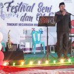 Perayaan HUT-RI ke-74 di Bulango Selatan Meriah, Sukriyanto: Siapa Tahu Ada Bakat Baru yang Muncul