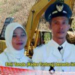 Kades Emil Bertekad Menuntun Desa Tuntung ke Arah Mandiri