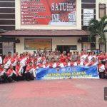 Pemecahan Rekor 3000 Penyelam, Polda Gorontalo Kirim 63 Kontingen Perwakilan