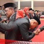 """Anak dan Istrinya Jadi Anggota DPRD Boalemo, Bupati Darwis Dinilai """"Aman""""?"""