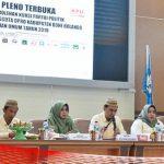 Sah, 25 Anggota DPRD Bone Bolango Periode 2019-2024 Ditetapkan