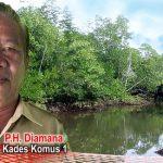 "Kades Komus 1 ""Merumuskan"" Hutan Mangrove Jadi Destinasi Wisata"