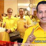 Tiga Calon Pimpinan DPRD Bolmut dari Golkar Diusulkan, Saiful Ambarak Terkuat