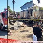 Kebakaran: 3 Rumah di Perumnas Pulubala Gorontalo Ludes, Ini Penyebabnya