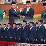"""20 Anggota DPRD Bolmut 2019-2024 Dilantik, 13 """"Penghuni"""" Baru"""