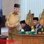 DPRD Bolmut Tetapkan Perda APBD Perubahan 2019