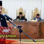 Tahapan RAPBD Bolmut 2020 Sudah Sesuai Permendagri, Saiful: DPRD Masih Menunggu Draf dari Pemda