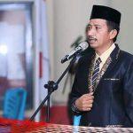 HUT-RI ke 74 di Bolmut: Gelar Upacara Taptu dan Pawai Obor, Saiful Ambarak Irup