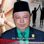 HUT ke-12 Bolmut, Ini Harapan Wakil Ketua DPRD Bolmut Salim Bin Abdullah