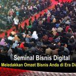Gratis di Maqna Hotel, Seminar Bisnis Digital (Online) di Gorontalo. Berminat?