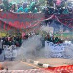 Desak Jokowi Mundur, Mahasiswa UMI Makassar: Banyak Kebijakan tak Pro Rakyat