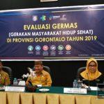 Kemenkes RI Evaluasi Tiga Tahun Germas Gorontalo