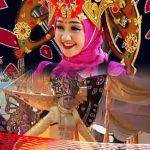 Tema Phinisi dan Kupu-kupu di Karnaval Karawo, Dikes Provinsi Gorontalo Tampil Memukau