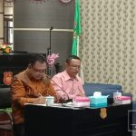 Bapemperda DPRD Kabupaten Gorontalo Evaluasi Perda 2019-2020