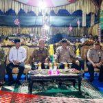 Hadiri Peresmian Pura, Ini Pesan Wakil Ketua DPRD Boalemo Lahmudin