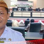 Syafrudin Lamusu: Siang ini Pimpinan Definitif DPRD Boalemo Dilantik