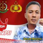 Terkait Dugaan Korupsi, Pemda Diminta tidak Halangi Tugas Polres Gorontalo