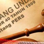 """Dewan Pers, """"Pengkhianat"""" UU Nomor 40 Tahun 1999?"""