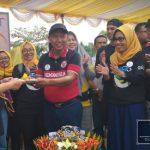 Rayakan Satu Tahun GGC, Dikes Provinsi Gorontalo Berharap Makin Banyak Yang Hidup Sehat