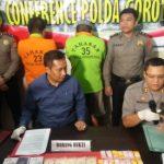 Temuan Narkoba Terbesar  di Gorontalo Senilai Rp 485 Juta Dikendalikan Dari Lapas