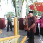 Menteri Kesehatan RI Tiba di Gorontalo Disambut Adat Mopotilolo