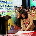 HKN ke-55 Tingkat Provinsi Gorontalo, Ini Pesan Menteri Kesehatan RI
