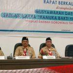 Dikes Provinsi Gorontalo Ikuti Musda IV Saka Bakti Husada, Ini Harapan Misranda