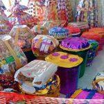 """Mengintip Perayaan Maulid Nabiullah SAW di Pangeya: Tolangga """"Jadi"""" Keranjang"""