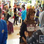 Ratusan Peserta Serbu Audisi LIDA Indosiar di Gorontalo