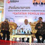 """Terobosan Baru dan Pertama, Bawaslu Boalemo Terbitkan Buku: """"Catatan Pemilu 2019"""""""