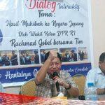 Sesali Respons Pemkab Gorontalo Terhadap Kepedulian RG, David Bertekad Menangkan Cabup dari Koalisi NasDem
