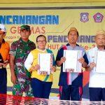 """Dinkes Prov. Gorontalo Berhasil """"Sulap"""" Manunggal Karya Menjadi Desa Germas"""